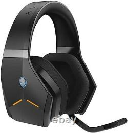 ALIENWARE WIRELESS GAMING HEADSET AW9887 Noise Cancellation 7.1 Virtual Sound