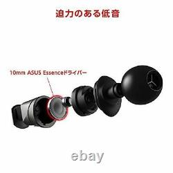 ASUS ROG Cetra in-Ear Gaming Headphones Active Noise Cancellation from Japan