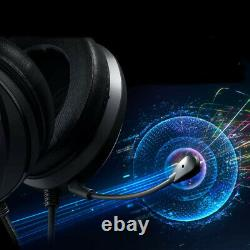 ASUS ROG Theta RGB Gaming Headset 7.1 Al Noise Cancelling microphone USB-C PS