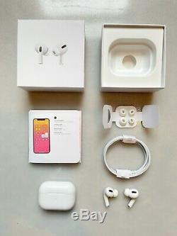 AirPods Pro 3rd Generation With Wireless Charging Case Noise Cancellation