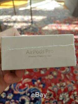 Airpods Pro by Apple Noise Cancelling Wireless Charging Authentic New