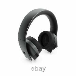 Alienware 7.1 PC Gaming Headset Noise Cancelling Mic 3.5mm Jack AW510H Dark 50mm