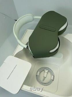 Apple AirPods Max Noise Cancelling Wireless Headphones Green MGYN3AM/A