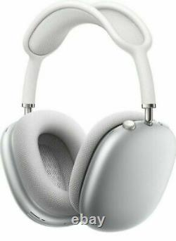 Apple AirPods Max SILVER Headphones with Noise Cancellation