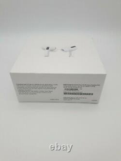 Apple AirPods Pro White Active Noise Cancelling