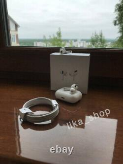 Apple AirPods Pro. Wireless Headphones. Charging Case. Active Noise Cancellation