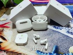 Apple AirPods Pro With Active Noise Cancellation & Wireless Charging Case SEALED