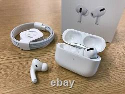 Apple AirPods Pro with Wireless Charging Case /Noise Cancellation, Sealed box