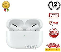 Apple Airpods Pro with Wireless Charging Case MWP22ZA/A Noise Cancellation White