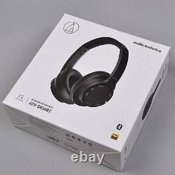 Audio-Technica ATH-SR50BT Noise-Cancelling Bluetooth Headphone FROM JAPAN NEW
