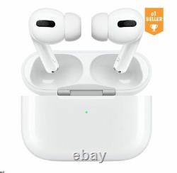 Authentic Apple AirPods Pro Noise Cancelling w. Wireless Charging Case MWP22AM/A