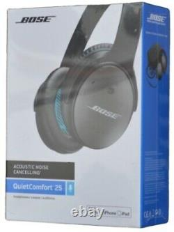 BOSE QuietComfort 25 Apple/iPhone/iPad QC25 Noise Cancelling Headphones Headset