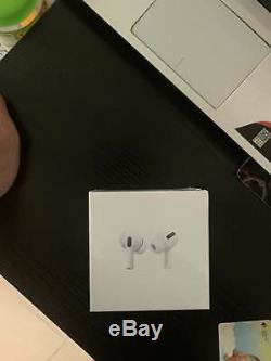 BRAND NEW AIRPODS PRO Noise Cancellation WHITE Bluetooth MWP22AM/A SEALED