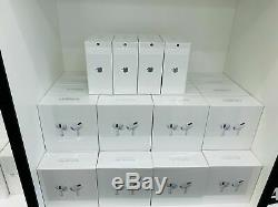BRAND New Apple AirPods Pro White Sealed Noise Cancellation