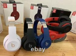 Beats Studio3 Wireless Bluetooth Noise Cancelling over-ear Headphones Real-time