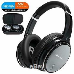 Bluetooth Wireless Kopfhörer Noise Cancelling L1 HiFi Stereo Drahtlose Headphone