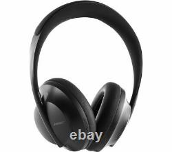 Bose 700 Bluetooth Wireless Noise Cancelling Headphones 700 Over ear Black