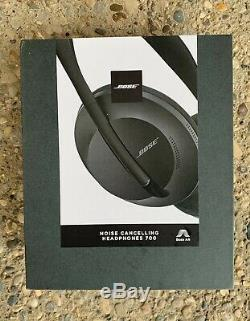 Bose 700 Noise Cancelling Headphones BLACK BRAND NEW Factory Sealed