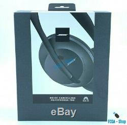 Bose 700 Noise Cancelling Headphones Black BRAND NEW Factory Sealed Priority Mai