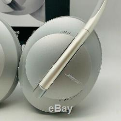 Bose 700 Noise Cancelling Wireless Bluetooth Headphones Silver