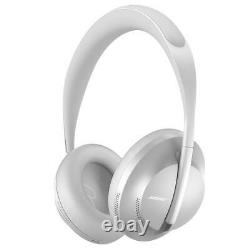 Bose Headphones 700 Noise Cancelling Bluetooth Headphones, Luxe Silver