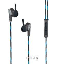 Bose QuietComfort 20 Acoustic Noise Cancelling Headphones In-Ear Headsets- Blue