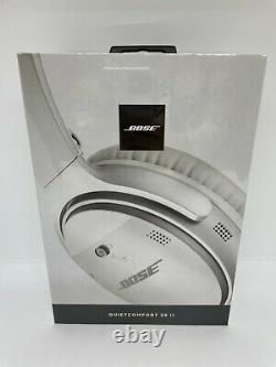Bose QuietComfort Noise Cancelling QC35 II Over-Ear Wireless Bluetooth Headphone