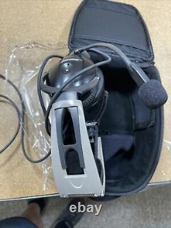 Bose X Noise Canceling Aviation Headset with New Ear Pads LEMO connector