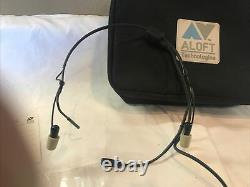 Clarity Aloft Noise Cancelling Pilot Headset Aviation Airplane Dual Plugs Wwship