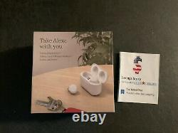 Echo Buds 2nd Gen Wireless earbuds with active noise cancellation White NEW