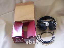 Hellberg 23348 Noise Canceling Headset with Boom Mic Electronic Pro System