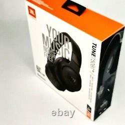 JBL Harman Bluetooth Headphones Active Noise Cancelling Tune 75OBT Hands Free