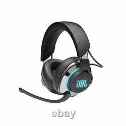 JBL QUANTUM 800 Gaming Headset Noise Canceling High-Res 3.5mm+2.4GHz Bluetooth