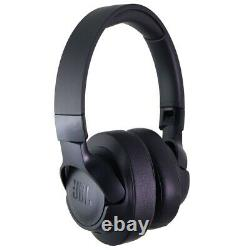 JBL TUNE 750BTNC Wireless Over-Ear Headphones with Noise Cancellation Black