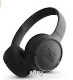 JBL TUNE600 Bluetooth Wireless Stereo Headphones Noise Cancelling Black