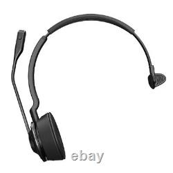 Jabra Engage 75 Mono Noise-Canceling Wireless Headset with GN1000 Handset Lifter