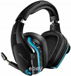 NEW Logitech G933s Gaming Headset Wireless 7.1ch Noise Canceling Microphone