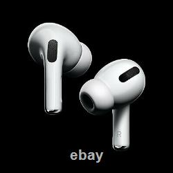New Apple AirPods Pro With Wireless Charging Case Active Noise Cancellation UK