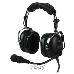 PCA-ANR/BT (New) Stereo/Mono Noise Cancelling ANR Headset withBluetooth