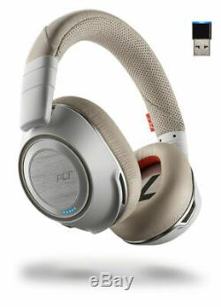 Plantronics Voyager 8200 UC Stereo Bluetooth Active Noise Canceling Headphones