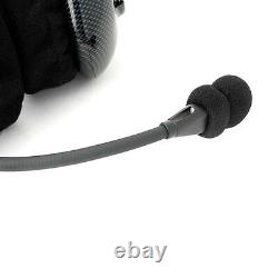 Rugged Behind the Head 2-Way Radio Headset Off Road Desert Race Noise Cancelling