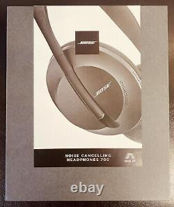 SALE Bose 700 Noise Cancelling Augmented Headphones Black BRAND NEW