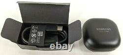 SAMSUNG Galaxy Buds Pro Bluetooth Earbuds Noise Cancelling Phantom Black Open