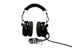 SEHT SH 30-75 Active Noise Cancelling Pilots Aviation Headset (5YR WARRANTY)