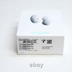 Samsung Galaxy Buds Live Earbuds Active Noise Cancelling Mystic White US Version