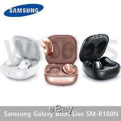 Samsung Galaxy Buds Live SM-R180N Active Noise Cancellation / 2020 New On stock