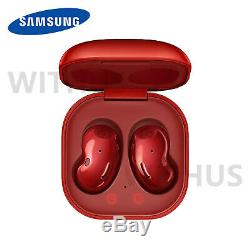 Samsung Galaxy Buds Live SM-R180N Active Noise Cancellation New Red Color