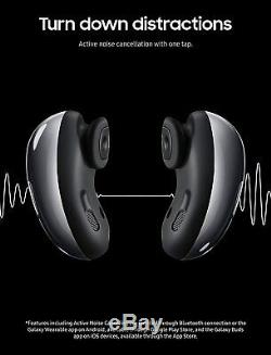 Samsung Galaxy Buds Live Wireless Earbuds Active Noise Cancelling Black FS