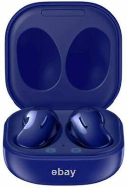 Samsung Galaxy Buds Live, Wireless Earbuds withActive Noise Cancelling (Blue) -New