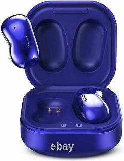 Samsung Galaxy Buds Live, Wireless Earbuds withActive Noise Cancelling Mystic Blue